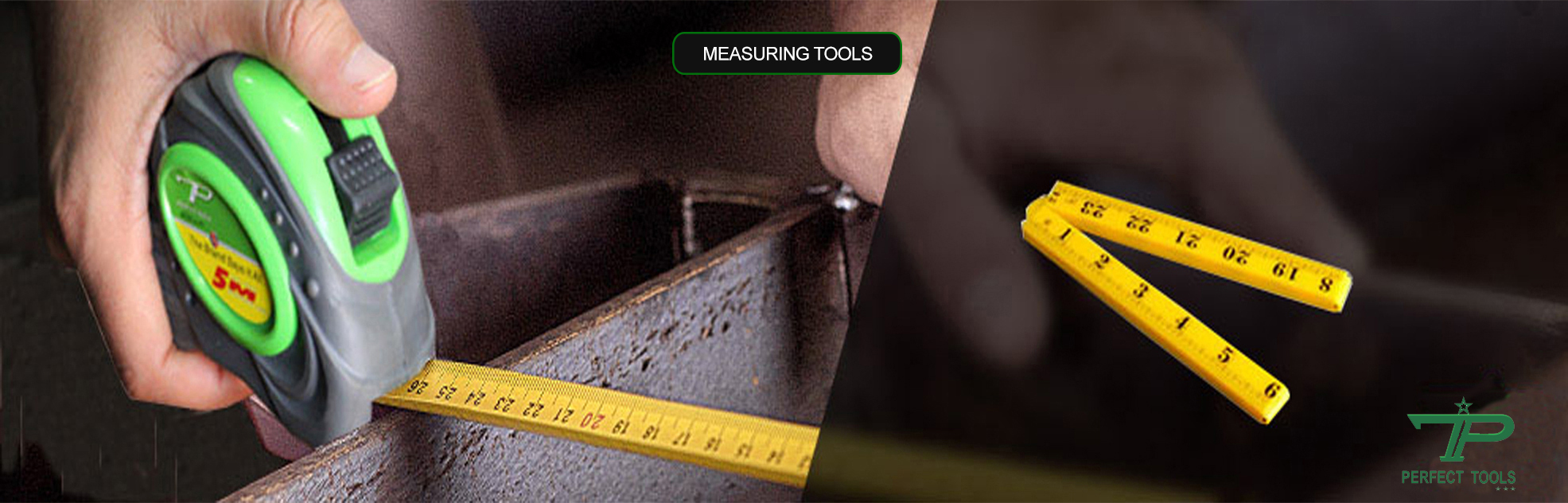 perfect tools measuring tools